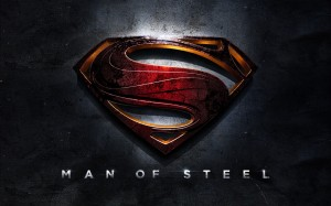 Man of Steel : superman