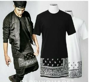 Jalabanda/ Bandana T-skirt