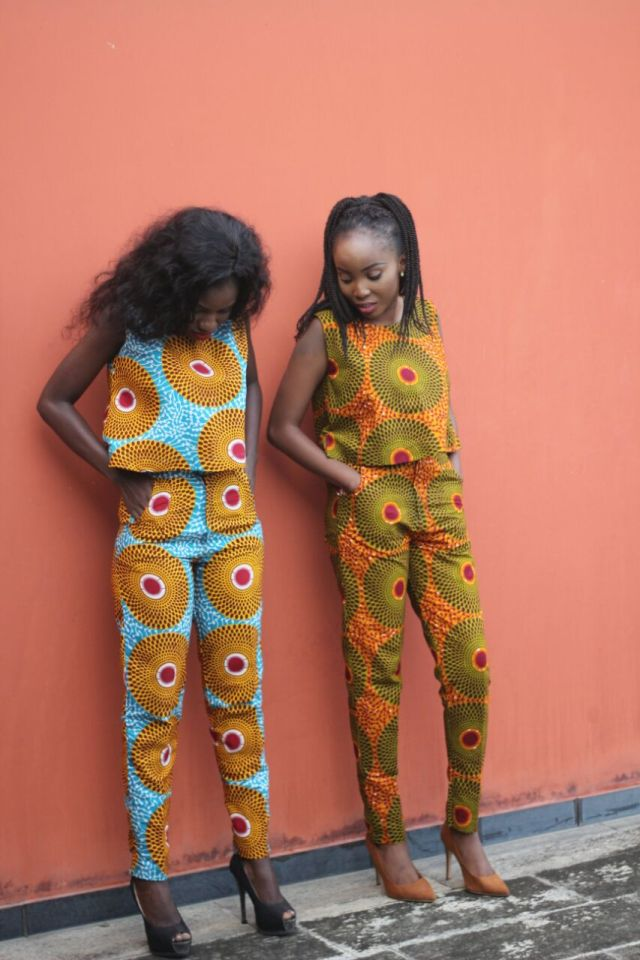 Image result for twins ankara fashion